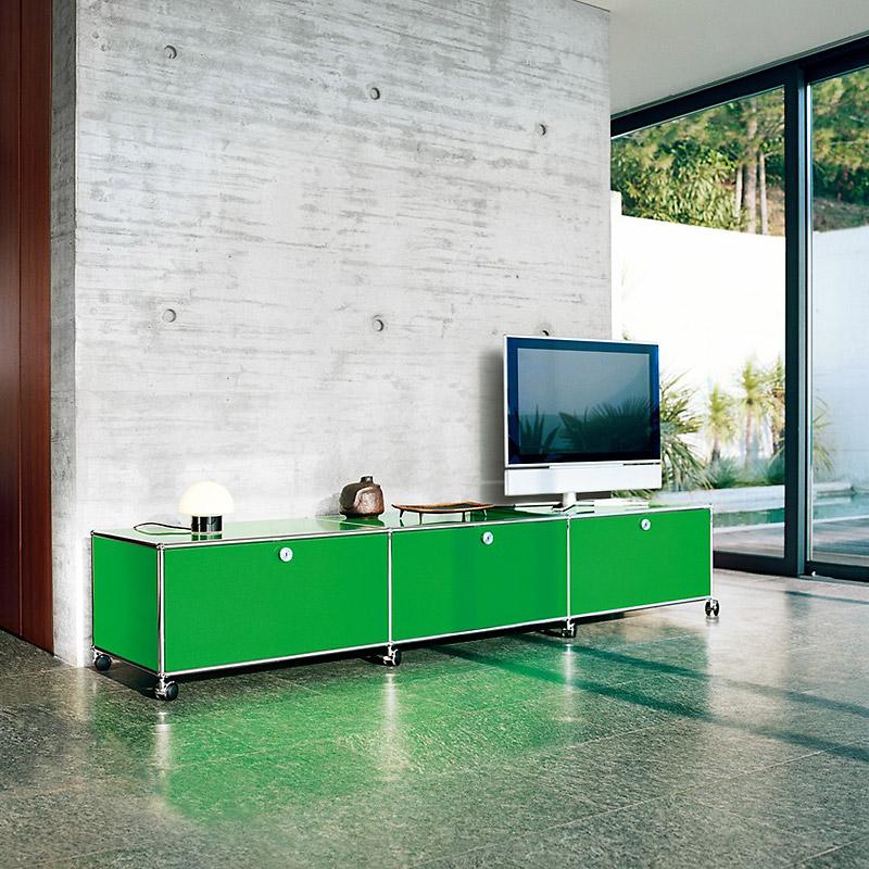 usm haller m bel von stiegele b rom bel in pforzheim sideboards m belbausysteme und mehr. Black Bedroom Furniture Sets. Home Design Ideas